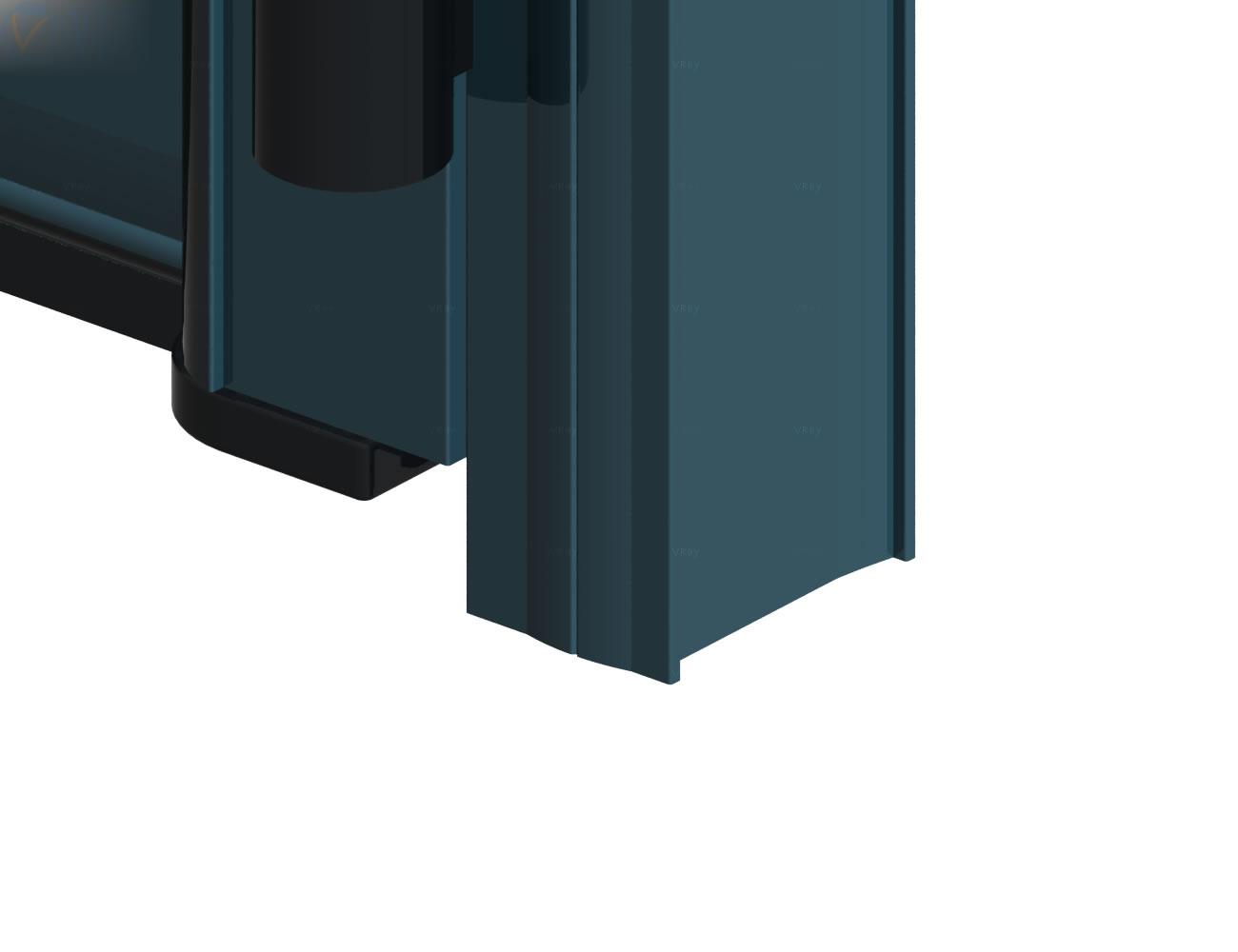Σίτα ανοιγόμενη Μονόφυλλη Ίσης Κοπής Thumbnail
