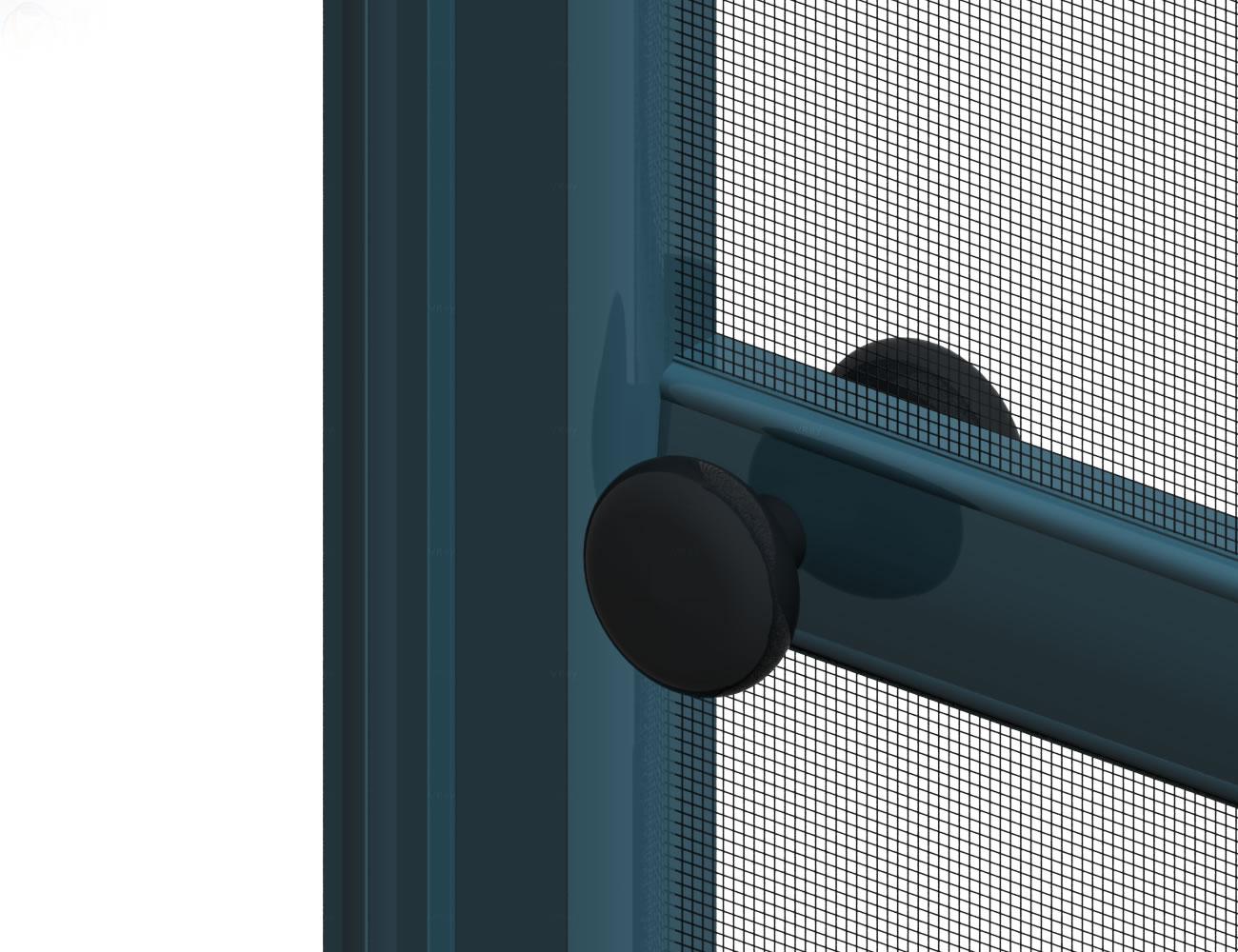 Opening Single Door with plastic corner Thumbnail